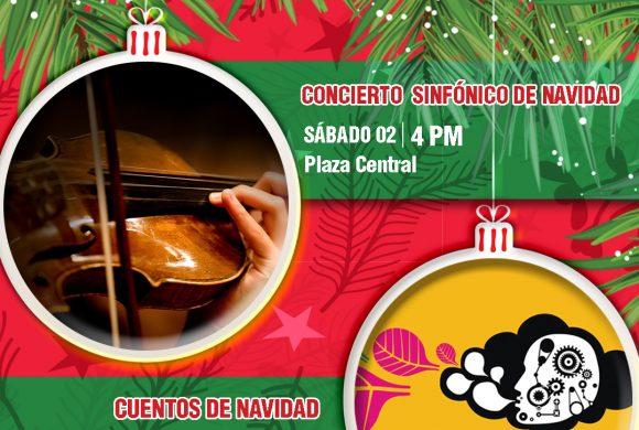 Concierto Sinfónico / Cuentos de Navidad