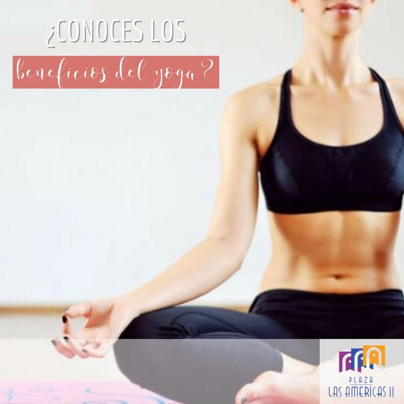 ¿Conoces todos los beneficios del #Yoga?